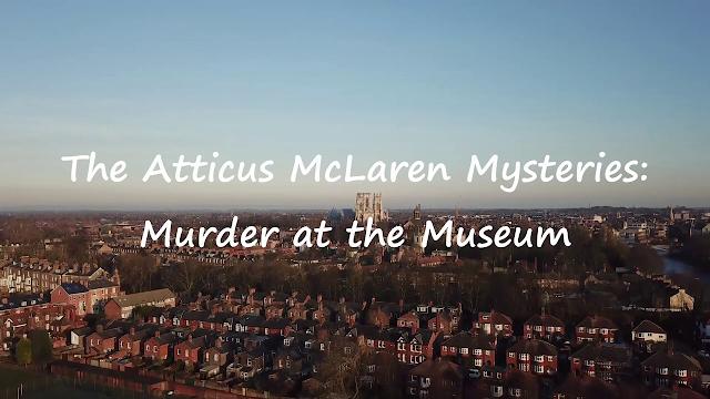 The Atticus McLaren Mysteries