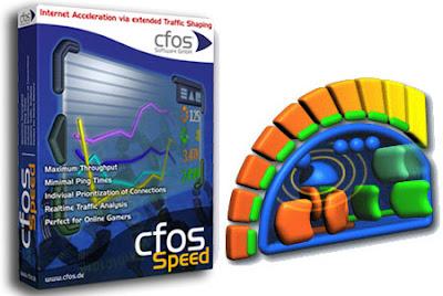 အင္တာနက္အျမန္ႏႈန္းျမင့္တင္ေပးမယ့္ - cFosSpeed 10.13