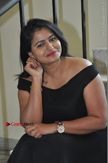 Telugu Actress Swathi Reddy Latest Stills in Black Gown  0069.JPG