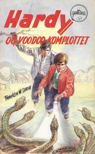 Hardyguttene og voodookomplottet