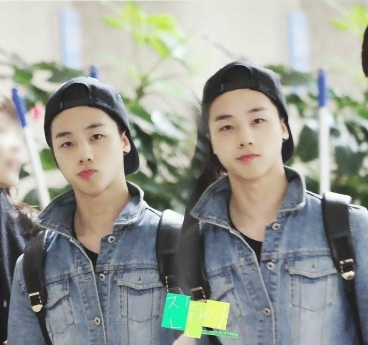 jinhwan and jimin dating after divorce