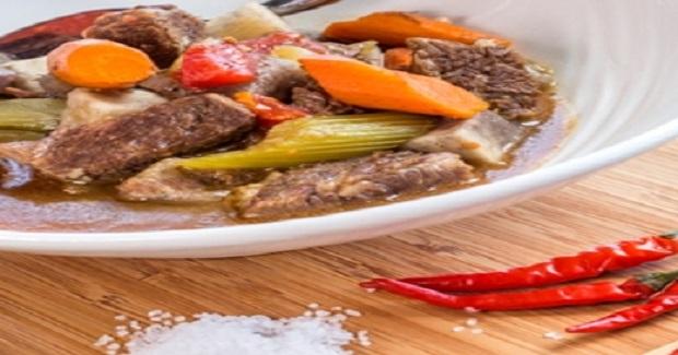 Beef Stew With Taro Recipe