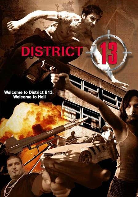 District B13 Ultimatum คู่ขบถ คนอันตราย 2 [HD][พากย์ไทย]