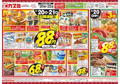 【PR】フードスクエア/越谷ツインシティ店のチラシ2月20日号