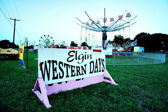 Western Days in Elgin, TX