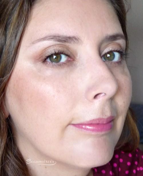 Look using MAC Star Trek makeup collection: photos, swatches, review