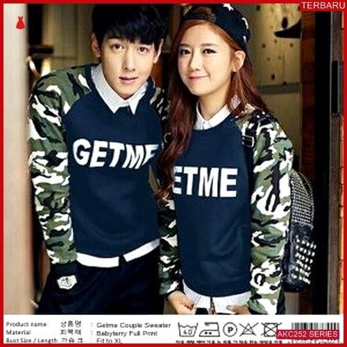 AKC252S36 Sweater Couple Getme Anak 252S36 Pasangan BMGShop