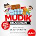 Promo AIRASIA Mudik Belakangan - Terbang Dari Jakarta yogyakarta dan Surabaya Mulai 288 Ribu-an