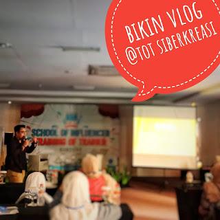 Bikin Vlog Asyik bareng Mas Oki Jodi