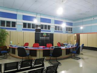 Sekat Partisi Untuk Kantor Pemerintahan