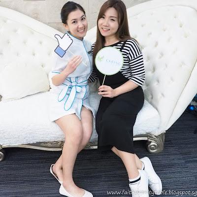 Faith Tan top influencer of Singapore