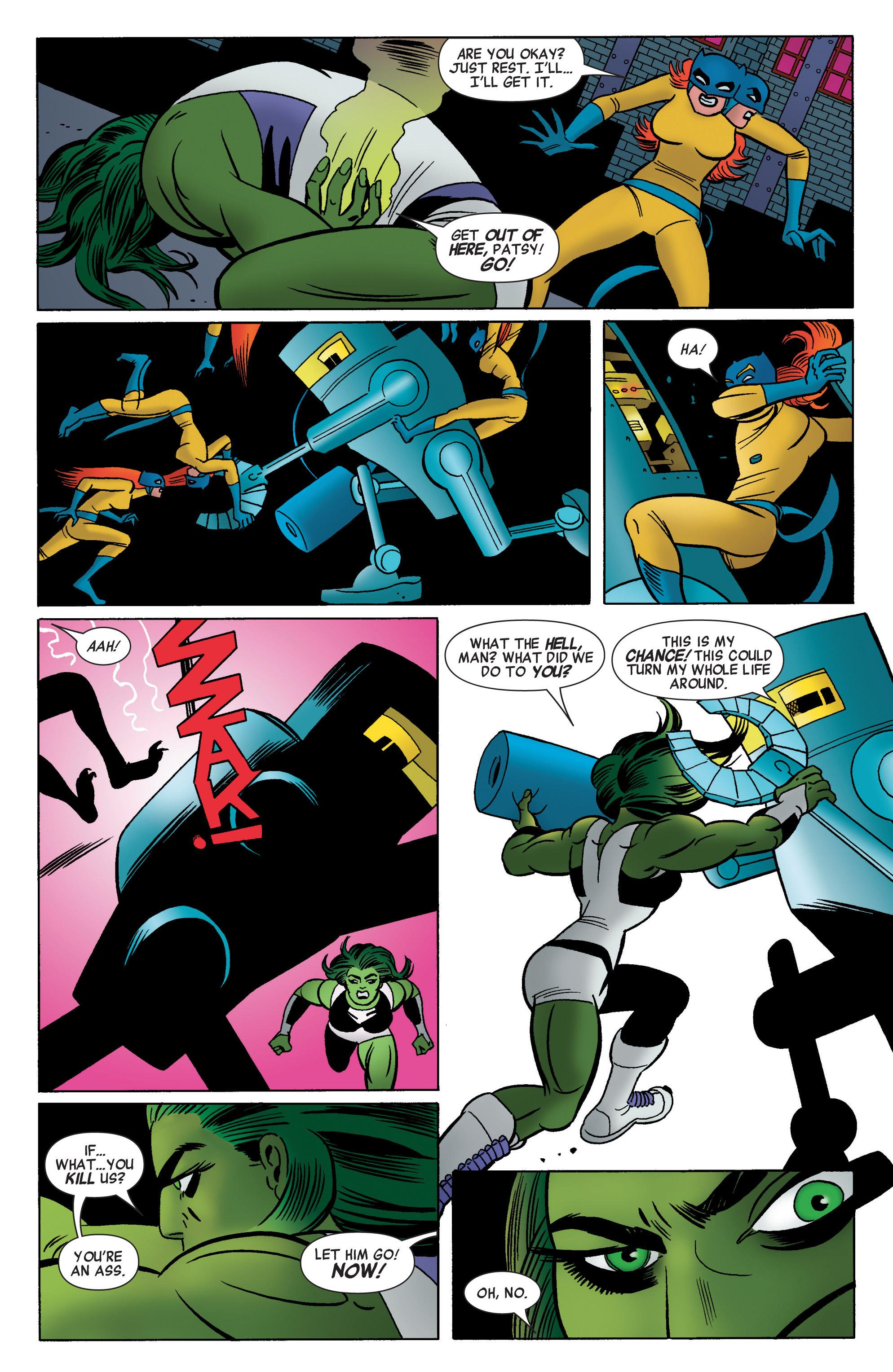 Read online She-Hulk (2014) comic -  Issue #2 - 14