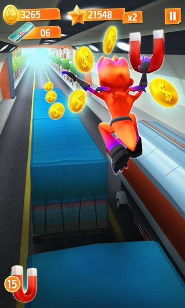 Download Game Bus Rush Apk v1.0.12 Mod (Coins/Unlocked) New
