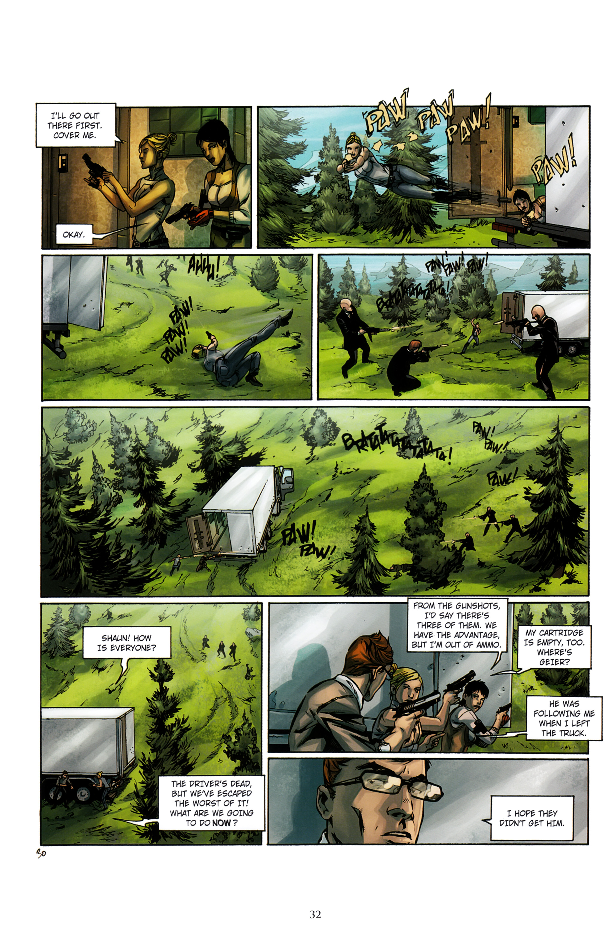 Read online Assassin's Creed (2012) comic -  Issue #2 - 36