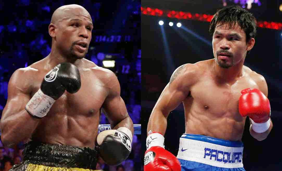 Mayweather wins vs Pacquiao