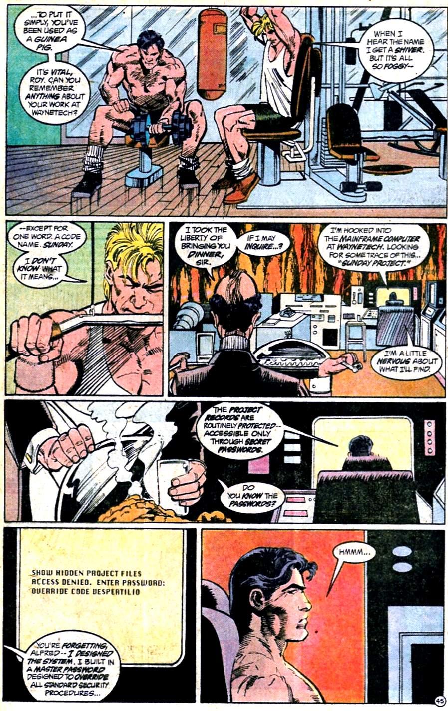 Detective Comics (1937) 598 Page 45