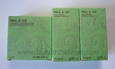 Paul & Joe Ornamental Holiday Collection