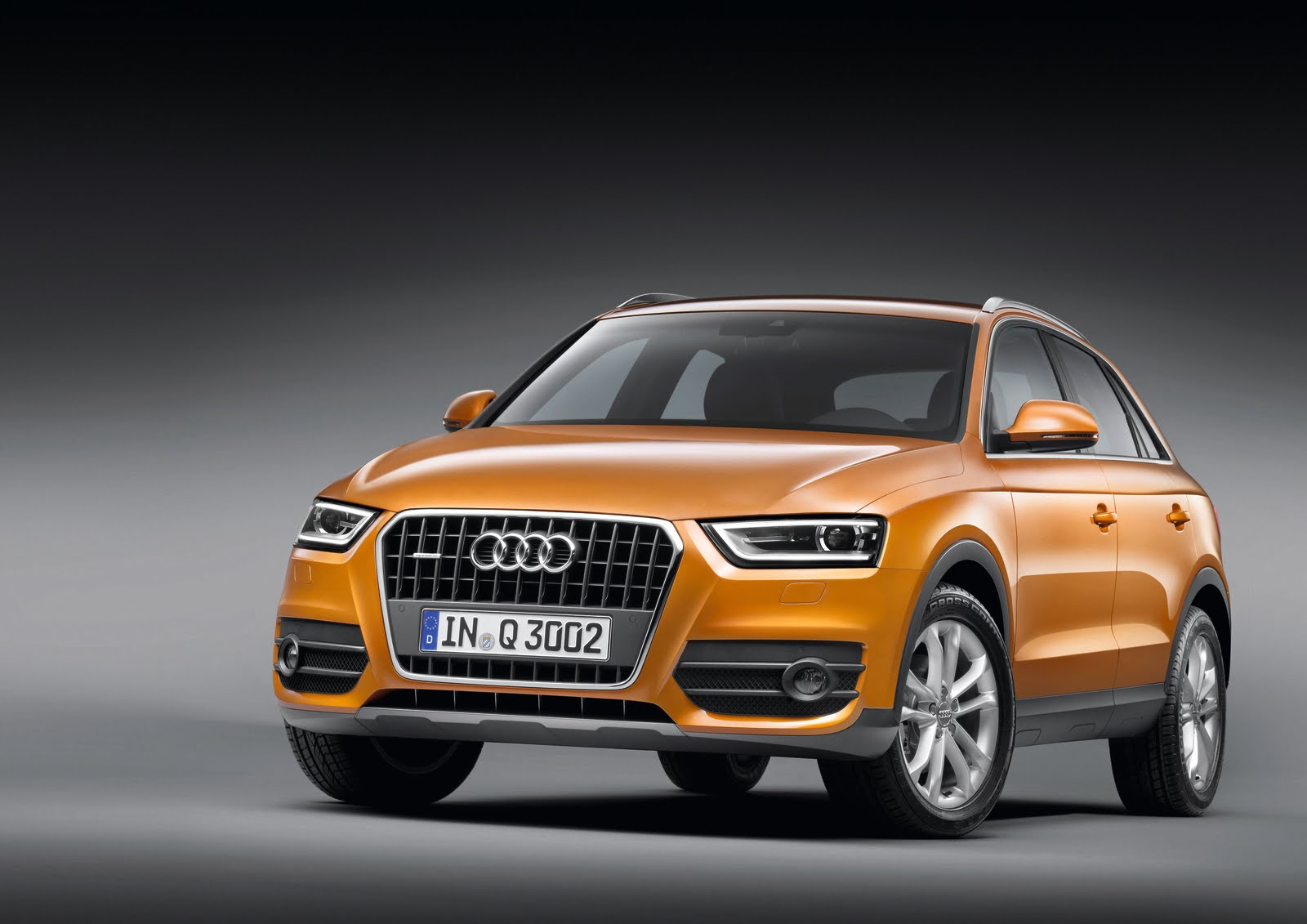 0 to 62mph. OFFICIAL.: 2012 Audi Q3 quattro: The Pictures ...