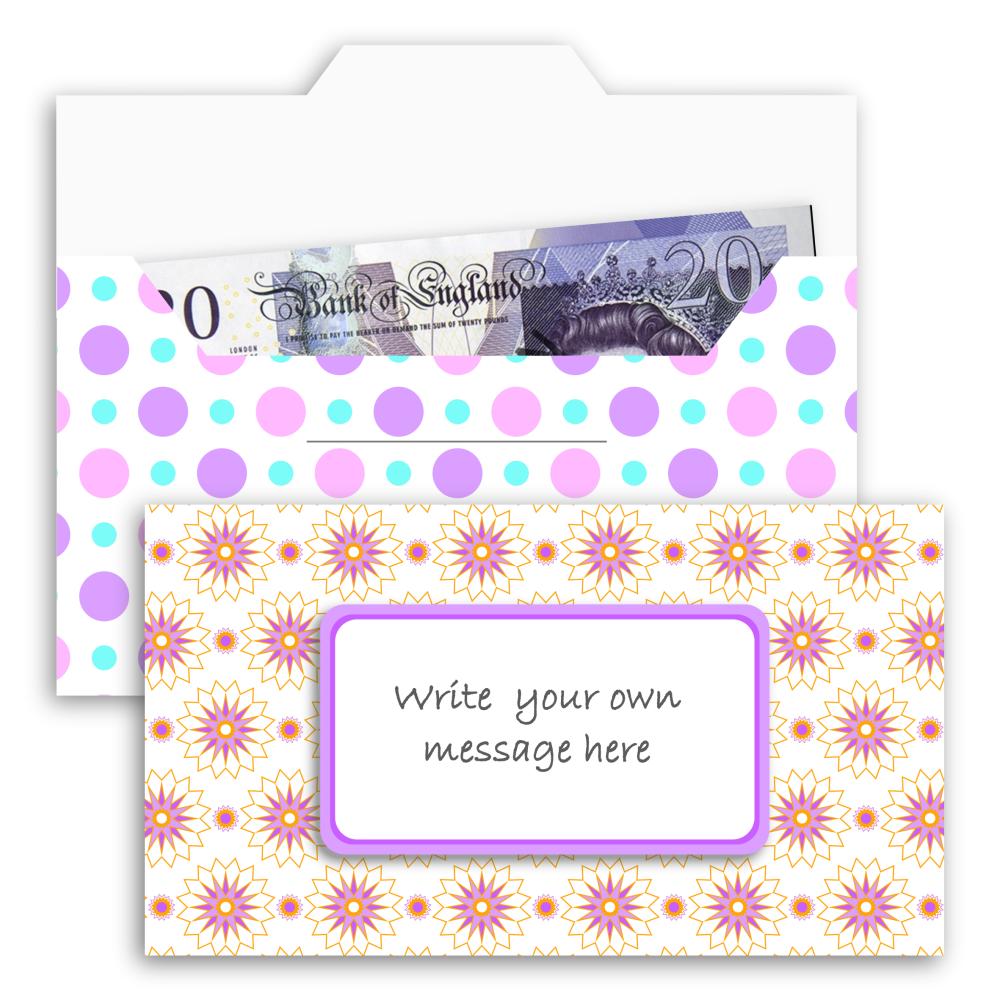 Printable envelope samples.