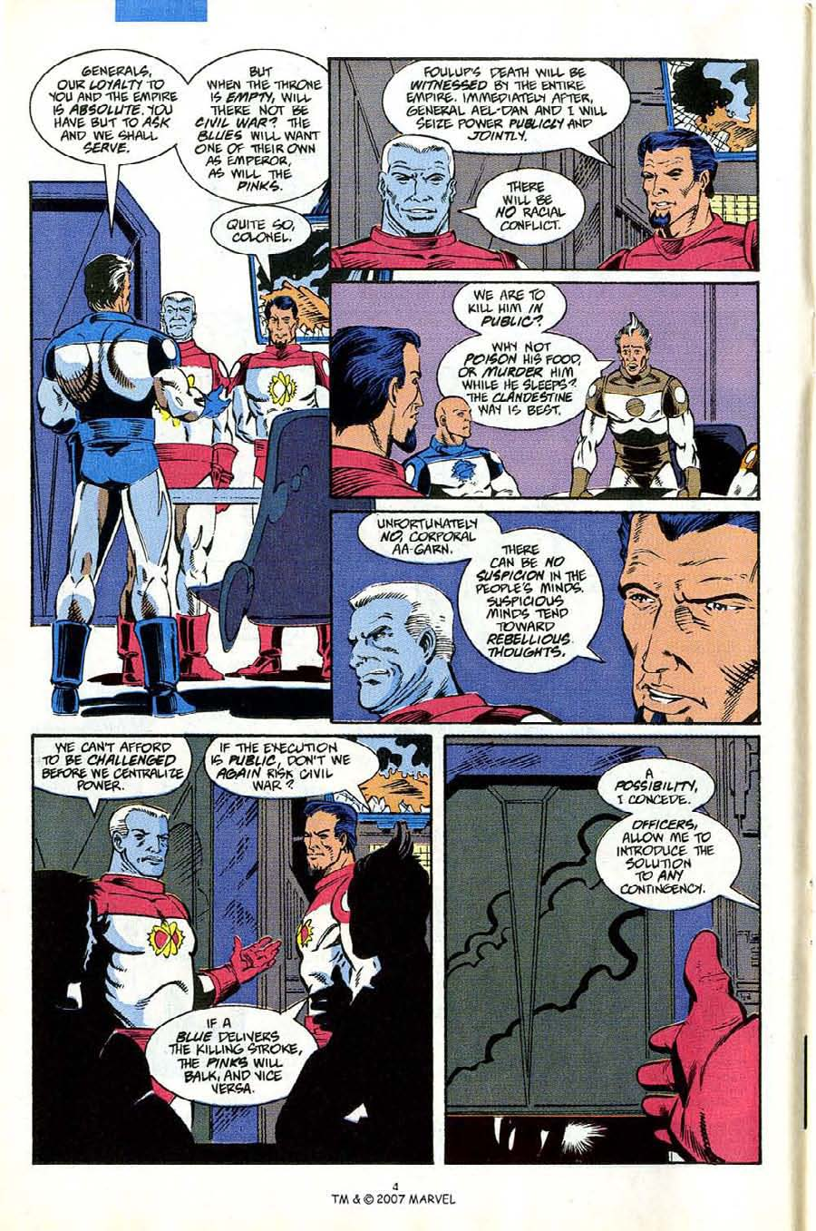 Read online Silver Surfer (1987) comic -  Issue #53 - 6