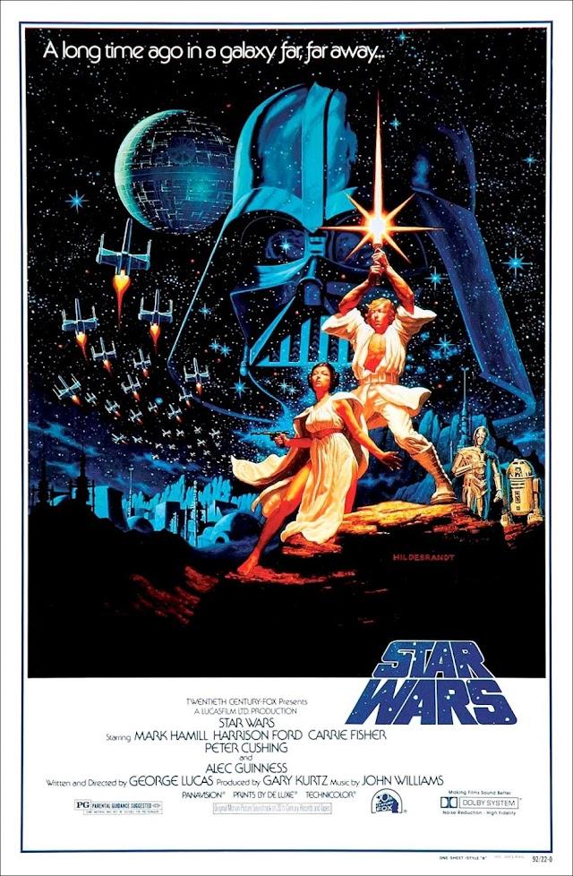 La Bogeria Del Cine: Star Wars IV: Una Nueva Esperanza
