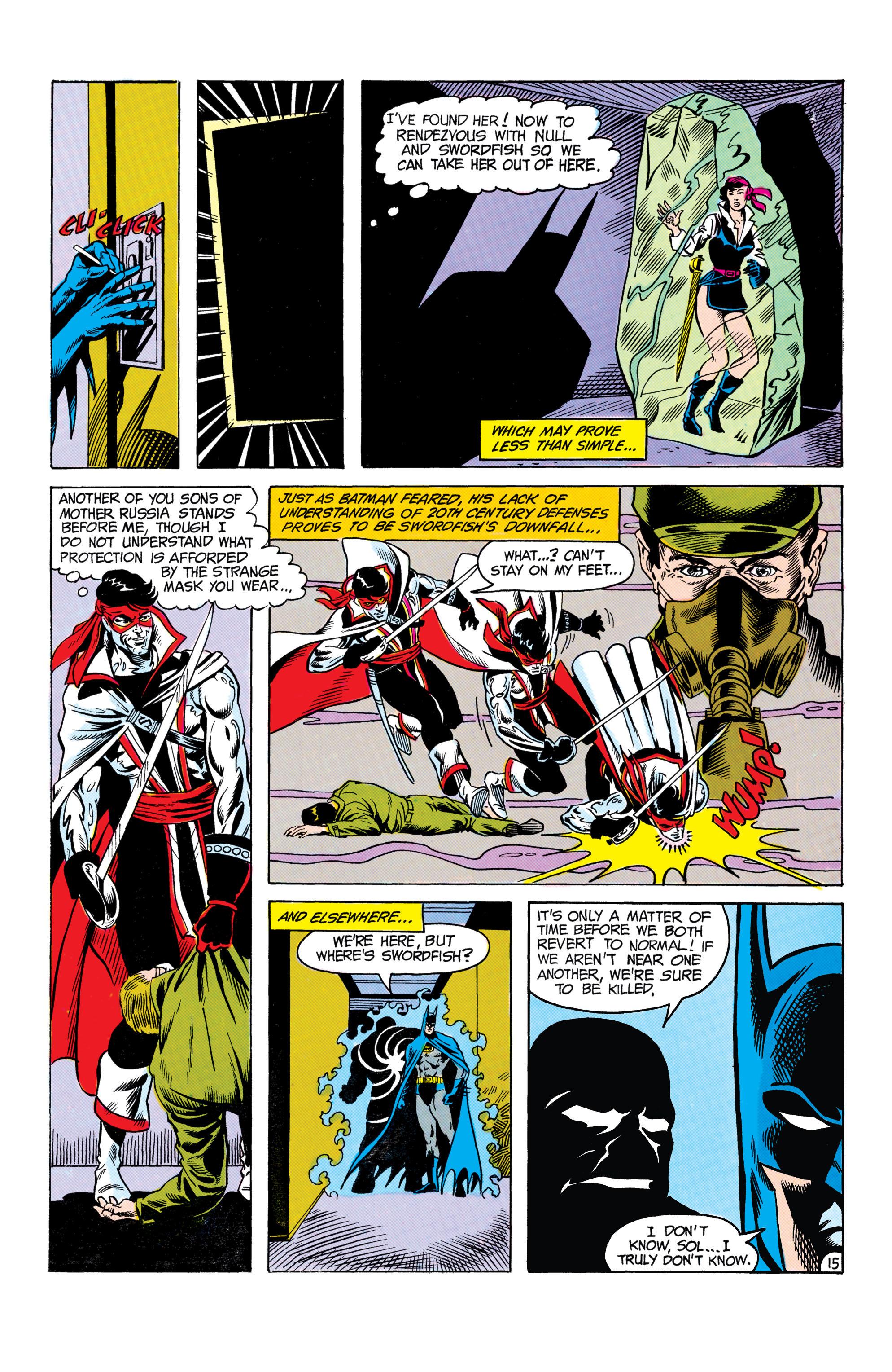 Read online World's Finest Comics comic -  Issue #306 - 16