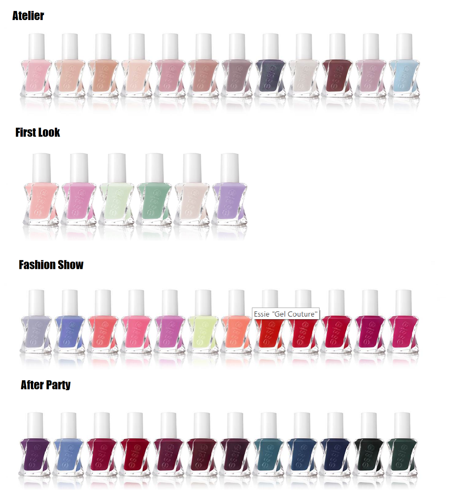 Essie Gel Couture Launching in June | The Budget Beauty Blog