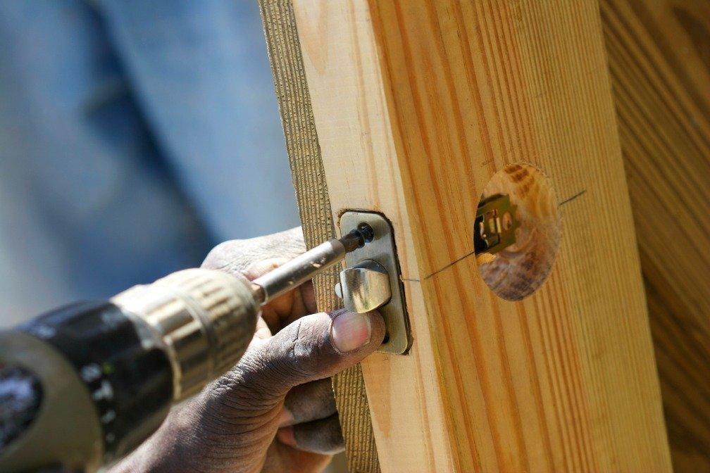 Homemade Door Locks Homemade Wooden Door Lock t