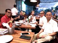 Pengusaha Bima Jakarta Fasilitasi Pertemuan Lutfi-Feri