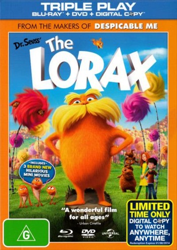 The Lorax 2012 Dual Aud io Hindi Bluray Movie Download