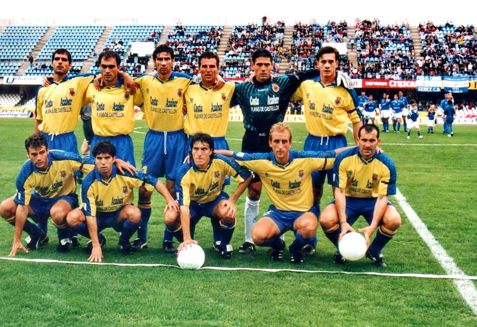 EQUIPOS DE FÚTBOL  VILLARREAL contra Xerez C. D. 09 11 1997 Liga de ... 9b5c1beaa31ca