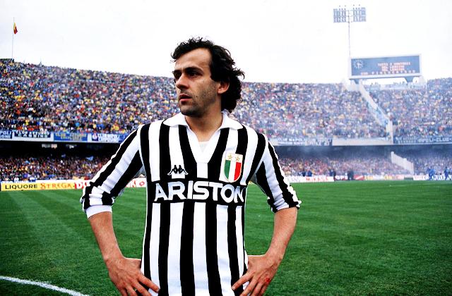 Lendas da Champions League: Michel Platini