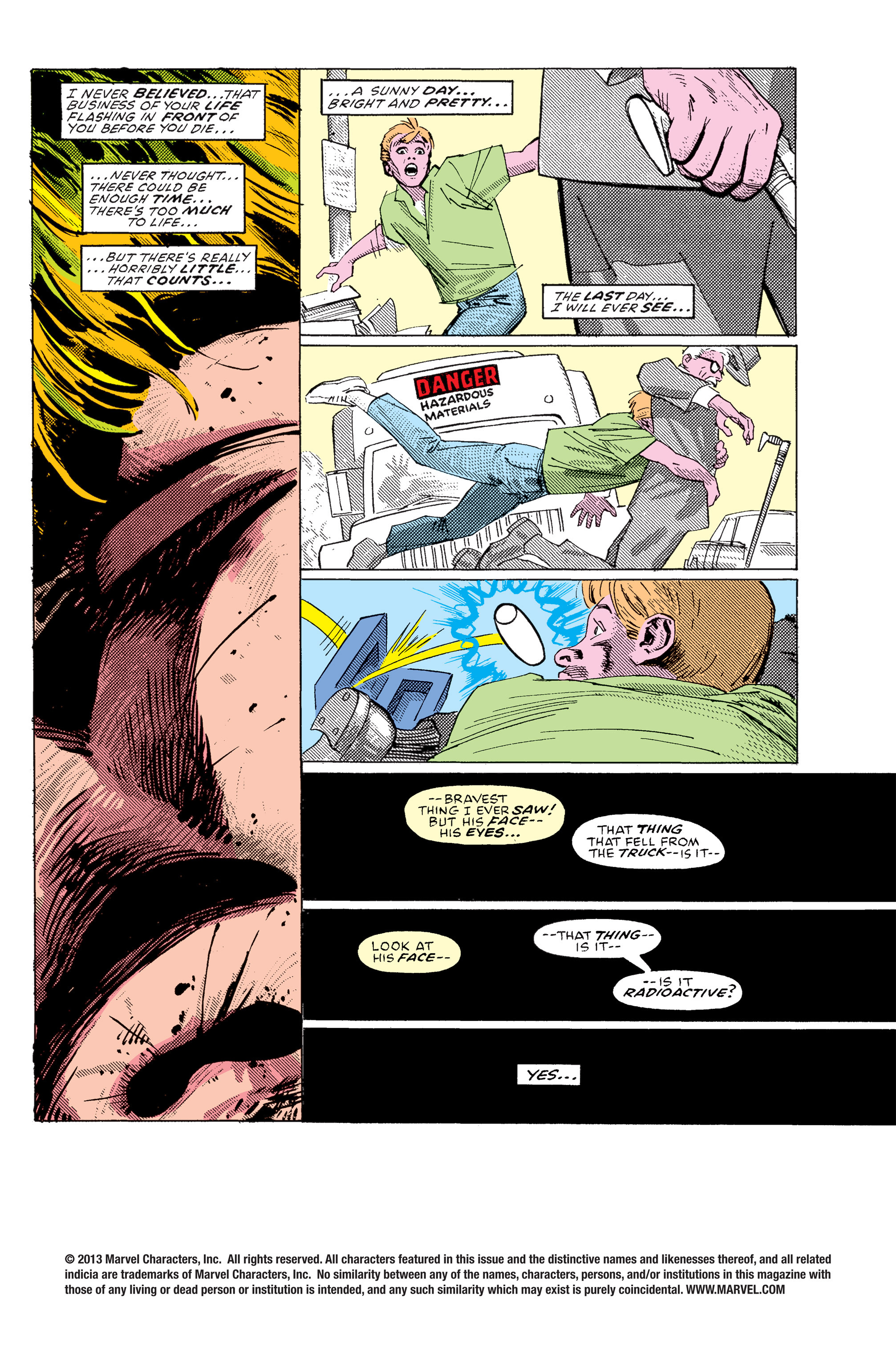 Daredevil (1964) 229 Page 1