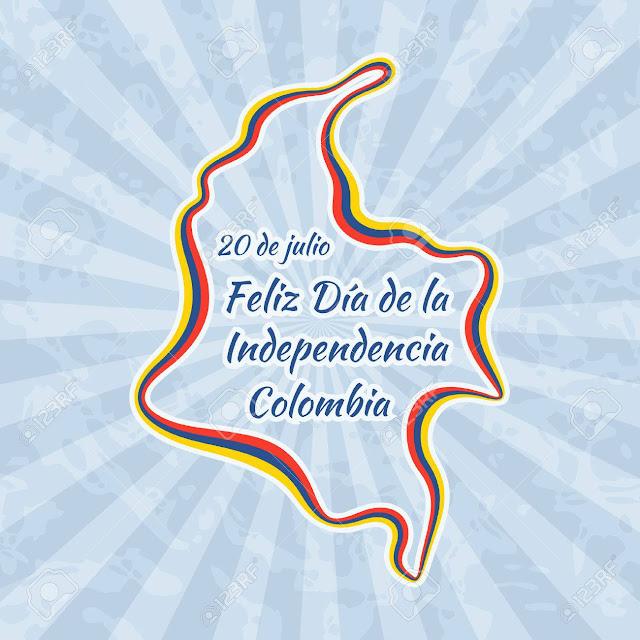 20 de Julio de 2018. ¡Viva Colombia!