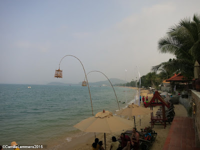 Koh Samui, Thailand daily weather update; 25th October, 2015