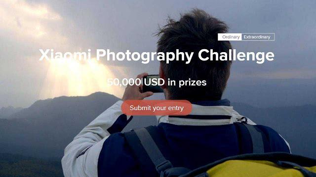 Xiaomi Photography Contest