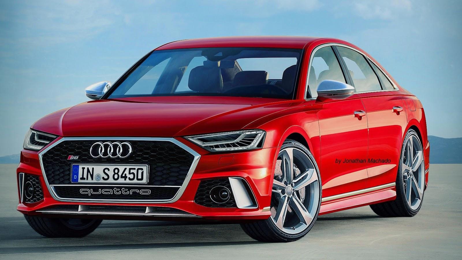 Photoshop All New 2019 Audi S8 Audis8 Carwp