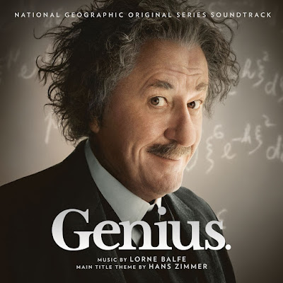 Genius National Geographic Series Soundtrack Lorne Balfe and Hans Zimmer
