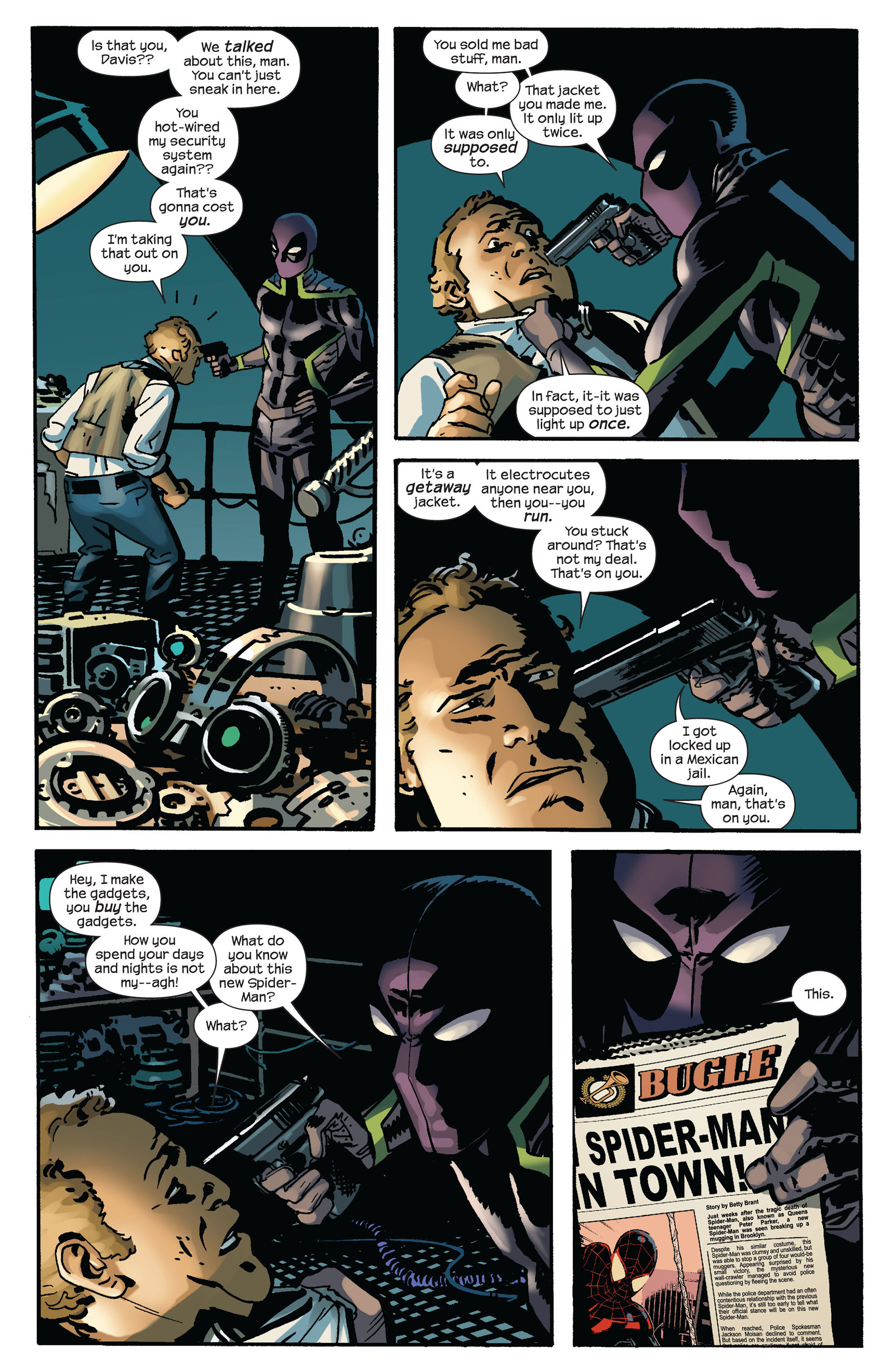 Read online Ultimate Comics Spider-Man (2011) comic -  Issue #7 - 14