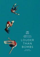 Głośniej od bomb plakat film
