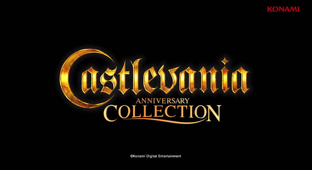 Trailer Peluncuran Game Anniversary Collection Castlevania Dirilis