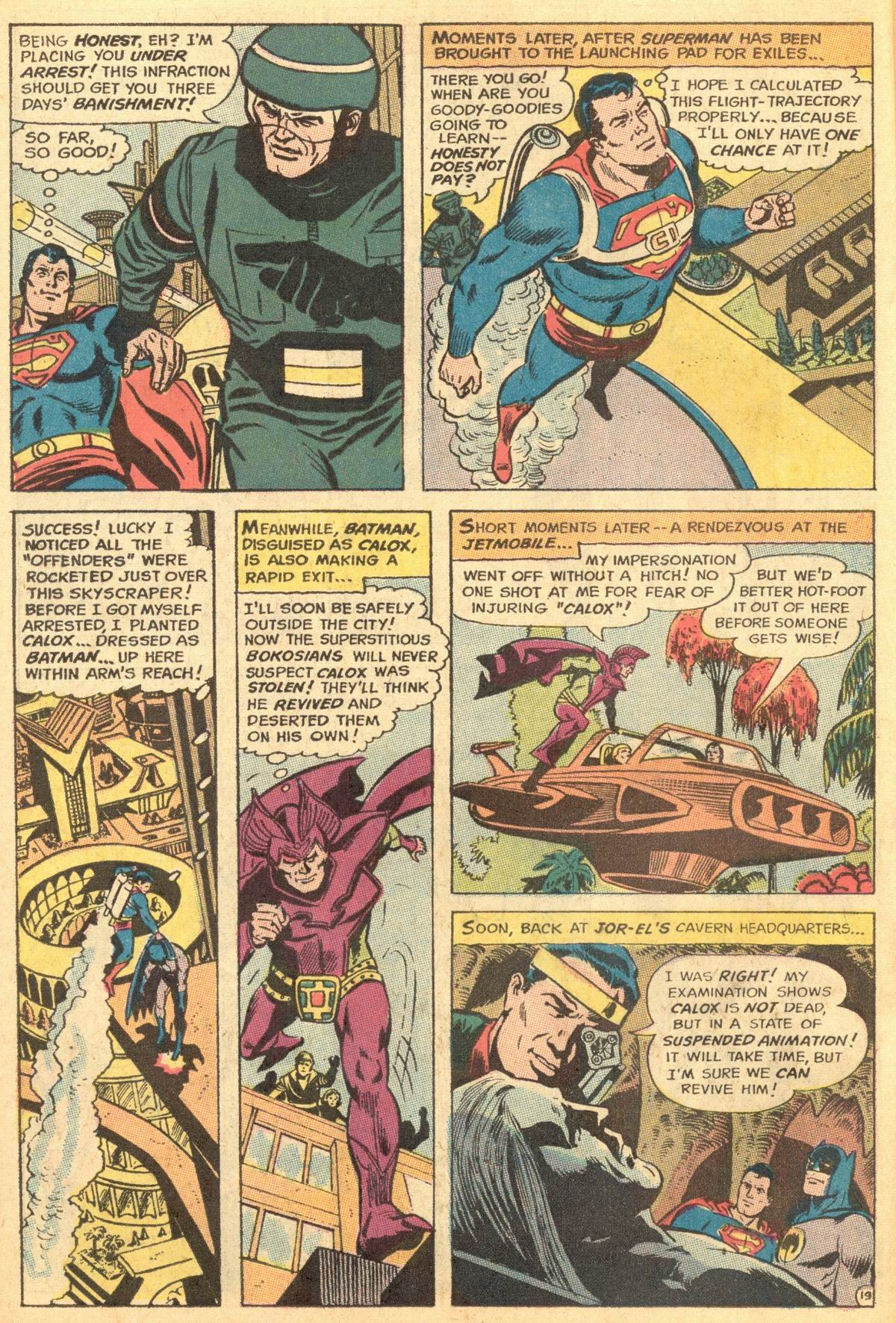 Read online World's Finest Comics comic -  Issue #191 - 22