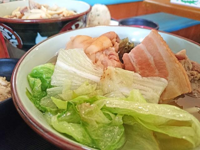 沖縄そば、郷土料理の店 なび家 浦添SC店の写真