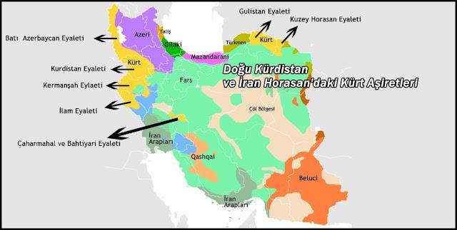 iran kürdistanı doğu kürdistan