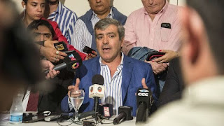 El tucumano será investigado por el juez federal Sergio Torres