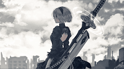 Nier: Automata | Ruins of War [With Parallax + Music] [Wallpaper Engine Free]