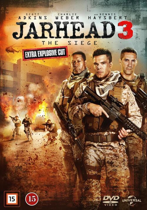 Jarhead 3: The Siege จาร์เฮด 3: พลระห่ำสงครามนรก [HD][พากย์ไทย]