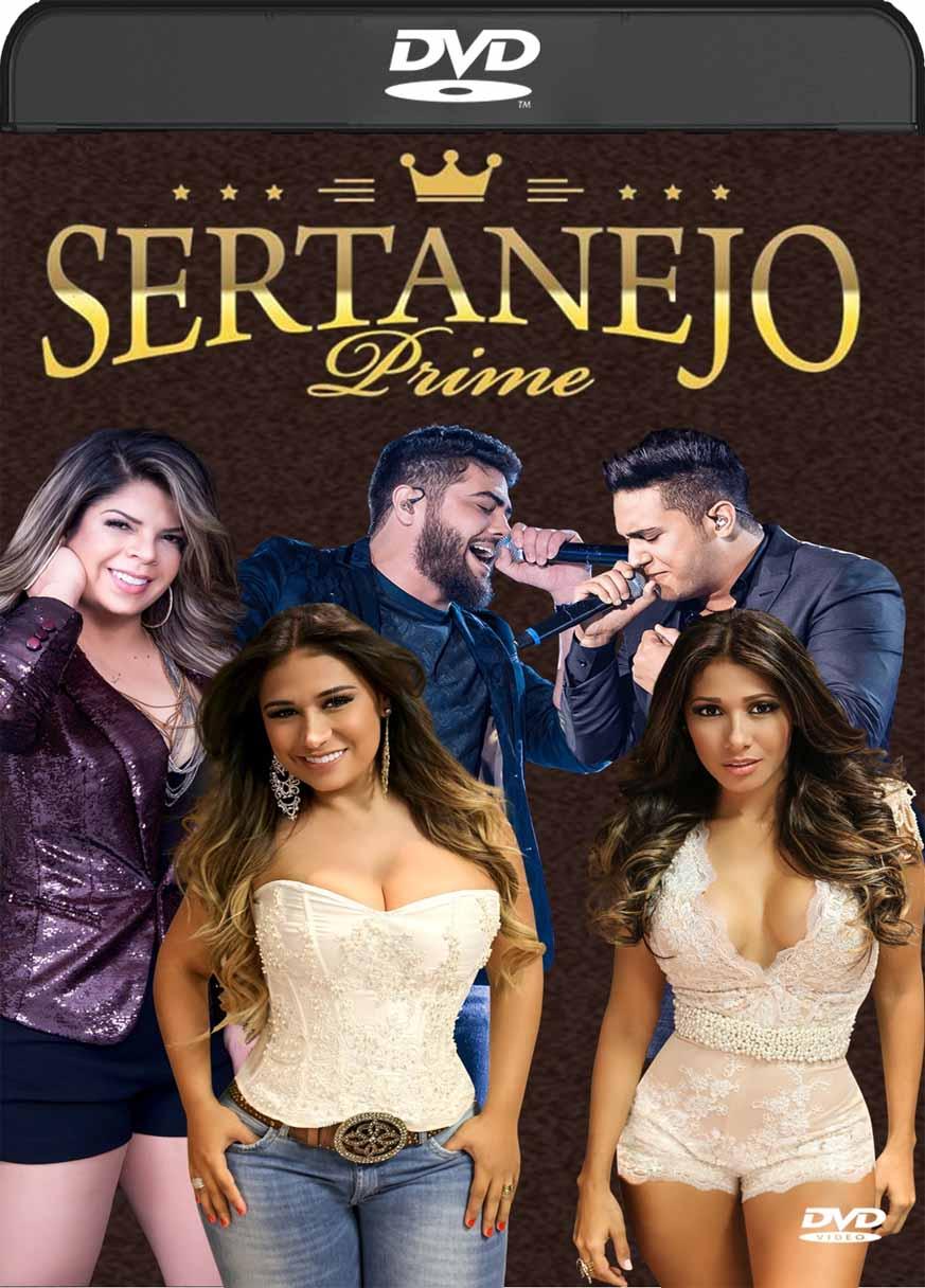 Sertanejo Prime (2016) DVD-R