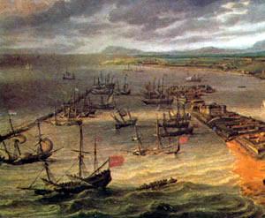 Guerra dos Mascates em Pernambuco