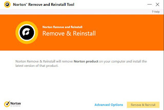 Norton Remove and Reinstall Tool 4.5.0.16